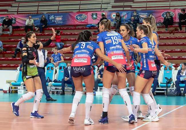 Igor volley seminifaliChampions