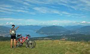 Lago Maggiore dal Monte Falò ph Fabio Valeggia high