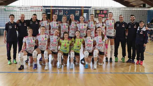 Under 18 Igor Volley
