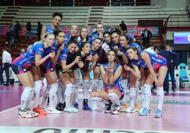 Volley Igor Trento