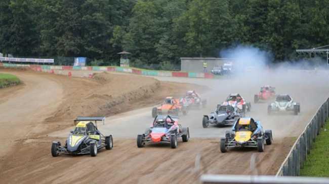 autocross maggiora