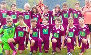 b giovani squadra juve domo