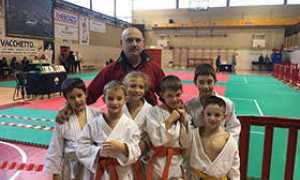 b judo domo piccoli
