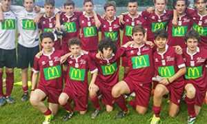 b juve domo giovanissimi squadra