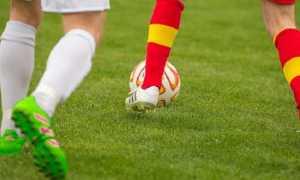 calcio gambe