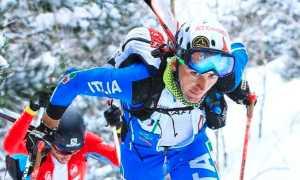 lenzi damiano nazionale vertical sci