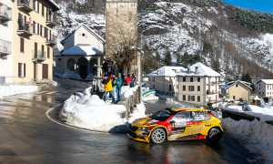 neve valli ossolane rally inversione traverso 2020