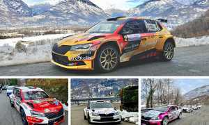 ok rally 56 valli shakedown mix