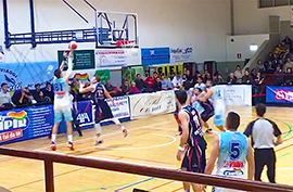 b basket vinavil montecatini tiro