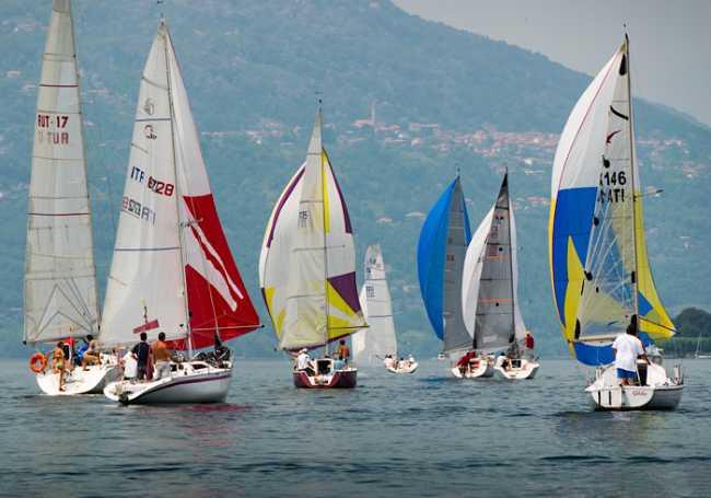 Campionato Italiano Assoluto Minialtura barche vela