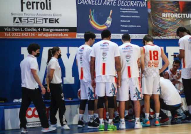Oleggio basket squali