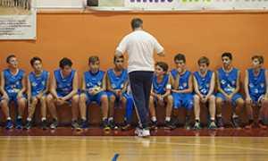 b basket Trecate Domo giovanile