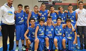 b basket domo giovanili squadra