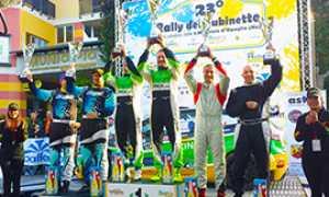 b rally cafoni podio rubinetto