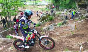 trial crodo zona moto
