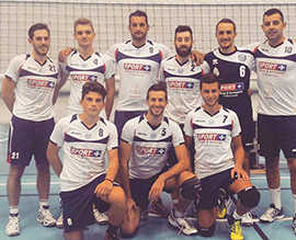 b volley bistrot Serie D torneo Lugano